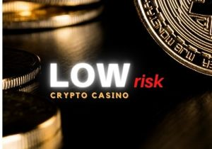 using cryptocurrencies in online casino offer low risk